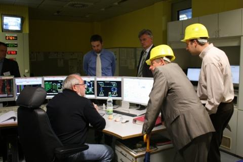 Pipeline Seminar 2009 - Control Room