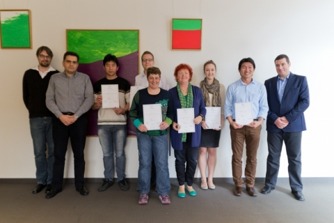 "Seminar ""Geohazards and Geotechnics in Pipeline Engineering"" at ptc 2014 in Berlin"