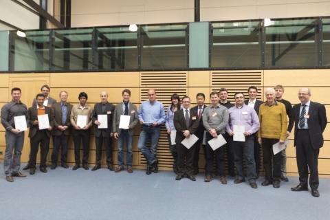 Participtants of the ptc 2013 ILI seminar